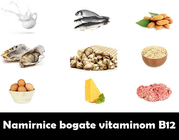 Da li imate manjak vitamina B12 u organizmu?