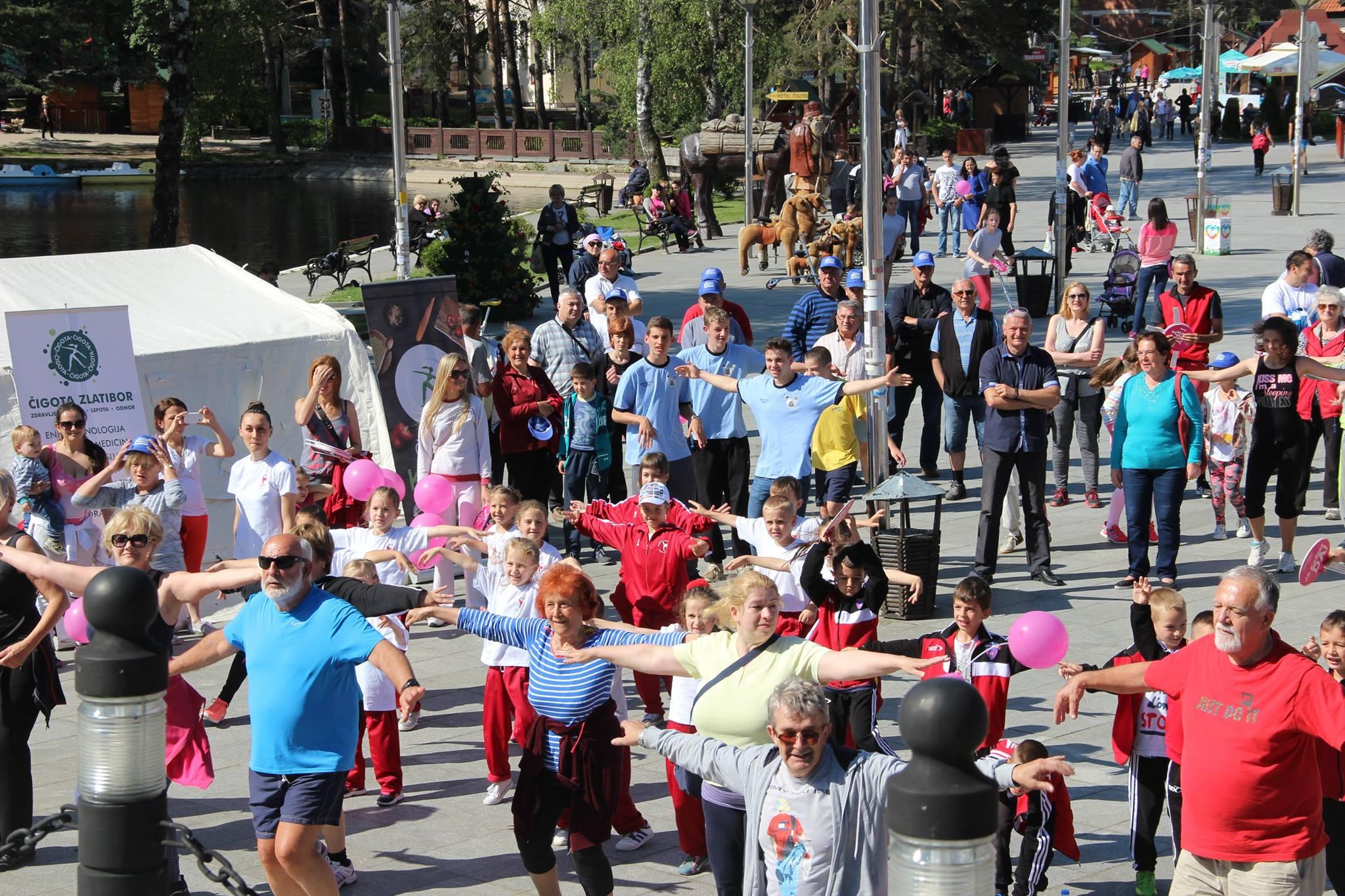 Veliki događaj na otvorenom, Zlatibor, 11.6.2016.