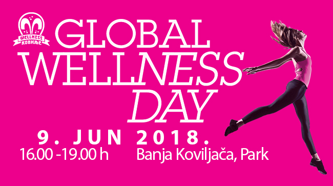 Banja Koviljča Global Wellness Day