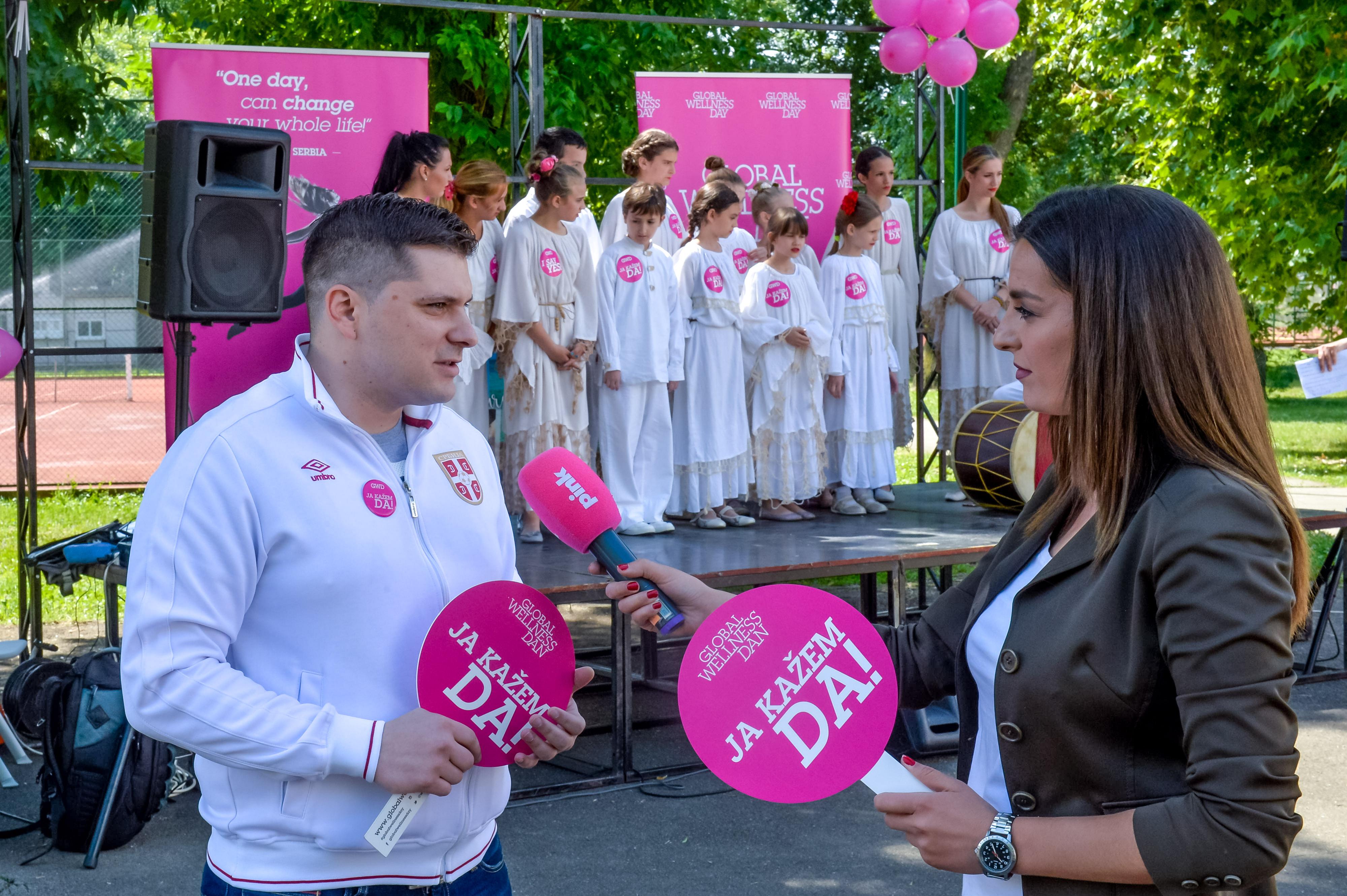 Svetski dan velnesa u Srbiji