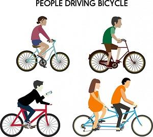 Devet razloga za vožnju bicikla