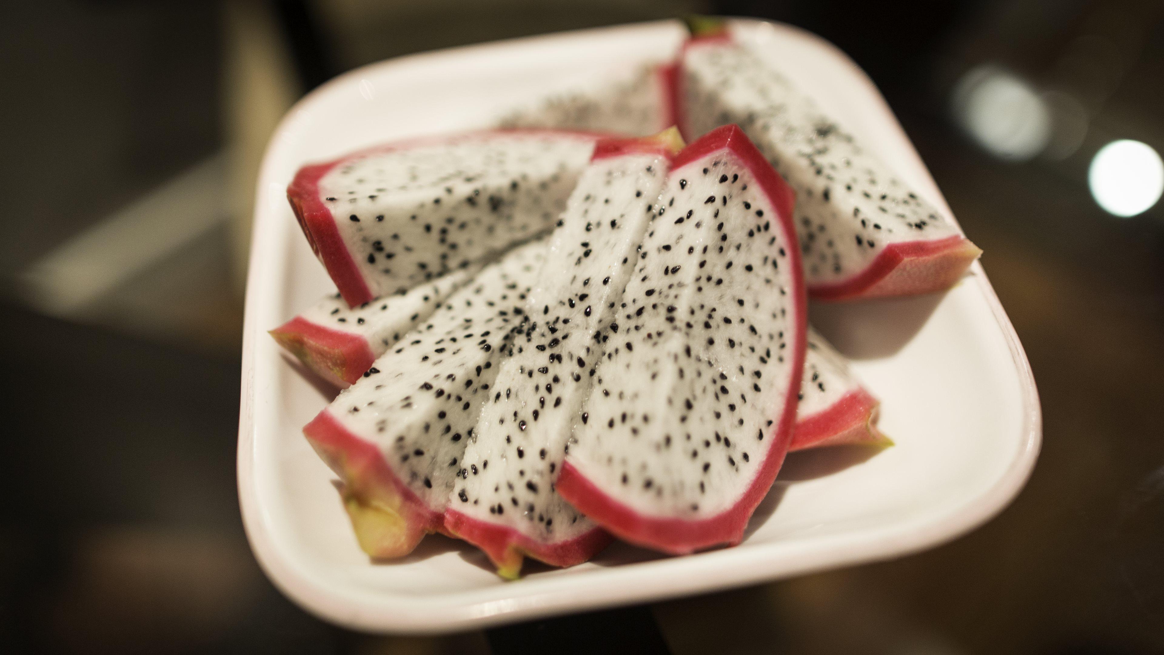 Zmajevo voće - pitaja