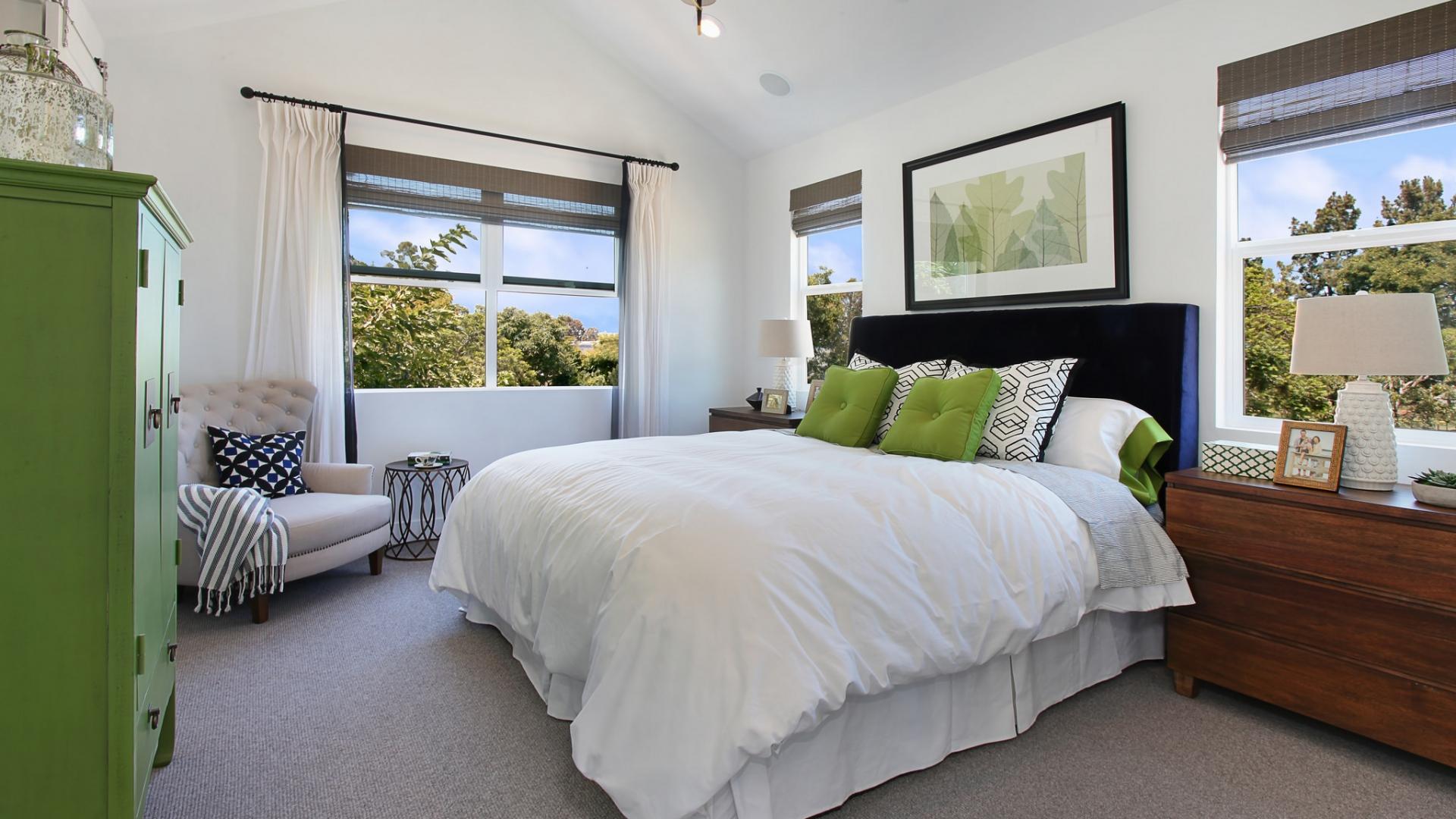 Nekoliko saveta za čiste i zdrave spavaće sobe