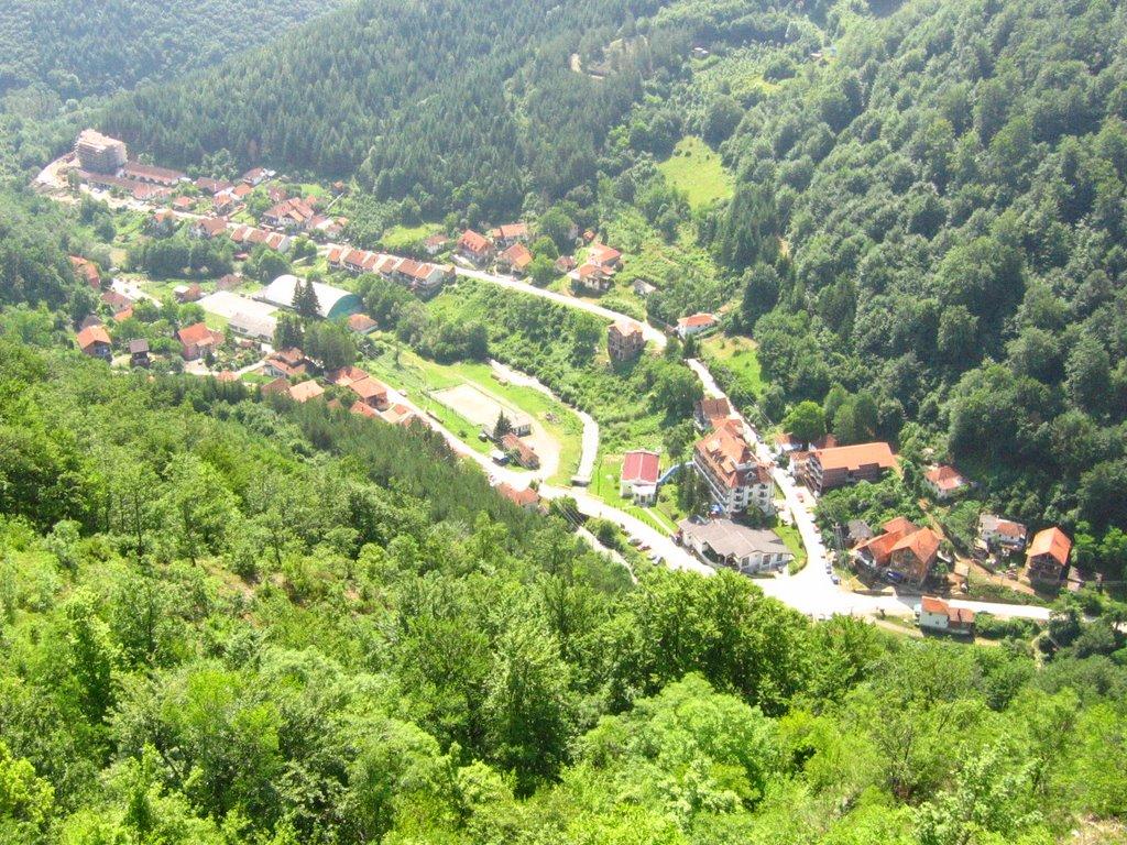 Lukovska Banja - zvuci, mirisi, pogledi i zdravlje