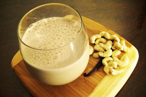 Recepti za biljna mleka