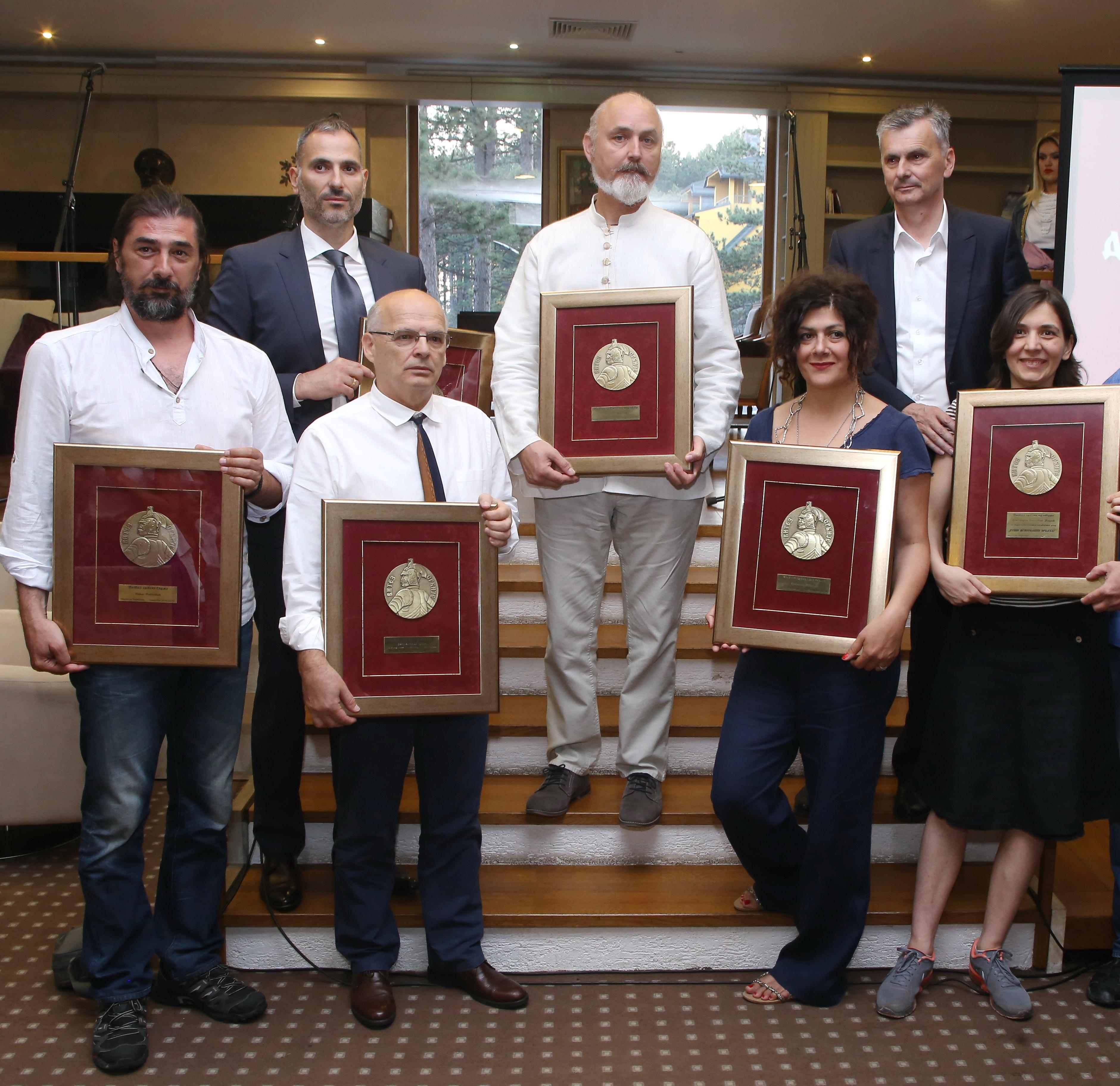 Dodeljena priznanja Vidovdanski vitez 2017