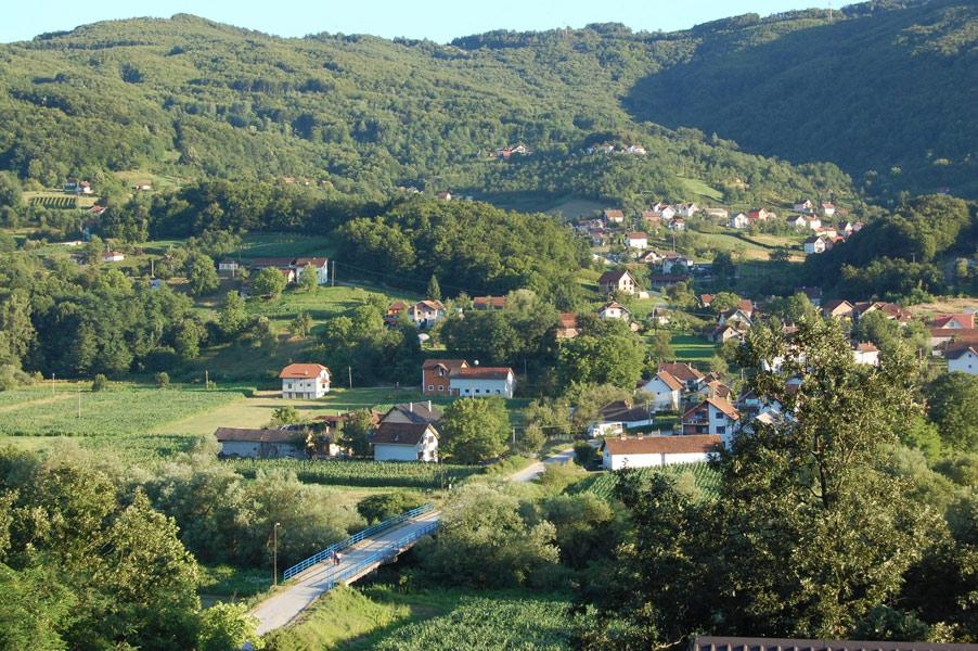 Selo Zlakusa – legende o imenu