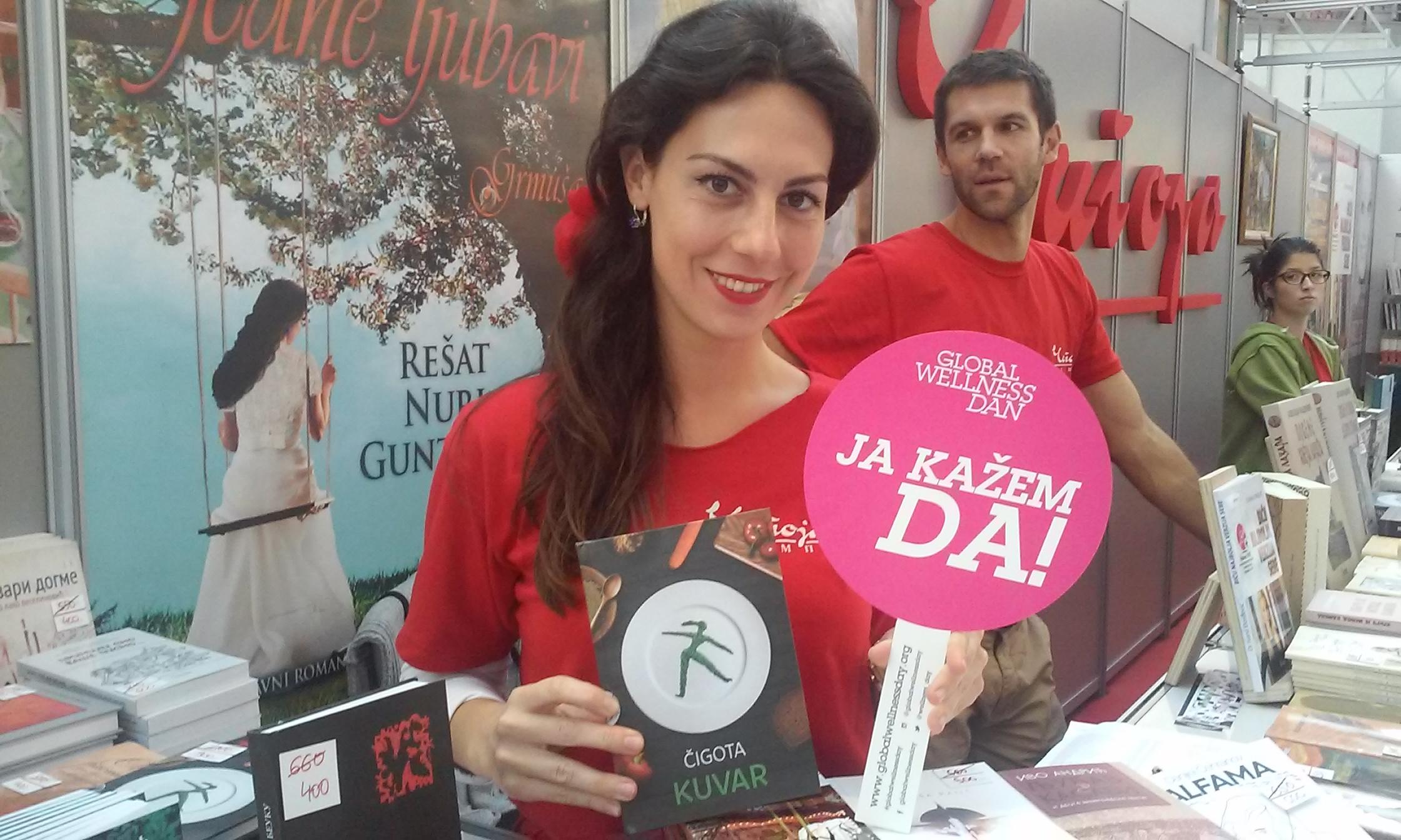Rekli smo da 61. Međunarodnom beogradskom sajmu knjiga